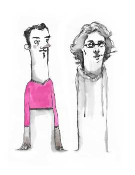 Julien e Gaëlle